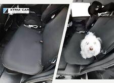 Doppel Schutzmatte Hintere Sitzbank Hundetransport paast für ALFA ROMEO 159