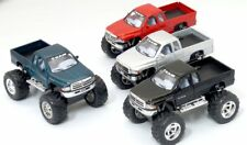 AU - Kinsmart Dodge Ram Big Foot Monster Pull Back & Go Toy Jeep Truck 1:44