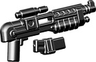 BrickArms E-24DT Blaster Rifle w/Mag Weapons for Minifigures Star Wars
