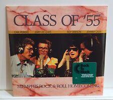 JOHNNY CASH ROY ORBISON JERRY LEE LEWIS CARL PERKINS Class of '55 180g VINYL LP