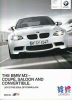 BMW 3er e90 BERLINA 320i 325i 330i 320d PROSPEKT BROCHURE DI 2005