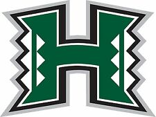University of Hawaii Warriors Vinyl DieCut Sticker Decal Logo Ncaa 4 Stickers