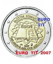 2 €    BELGIQUE   COMMEMORATIVE     2007    1   x   PIECE          disponible
