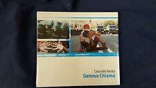 CASA DEL VENTO - GENOVA CHIAMA. CD DIGIPACK EDITION NUOVO SIGILLATO