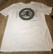 "Nike Air Jordan ""Pure Money"" T-Shirt White 844290-100 - Sz. Large"