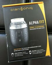 Clarisonic Alpha Fit Men's Sonic Skin Cleansing System Beard Cleansing- READ