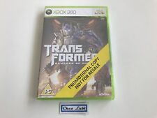 Transformers Revenge Of The Fallen - Promo - Xbox 360 - PAL EUR - Neuf Blister