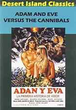Adam And Eve Vs. The Cannibals  DVD NEW
