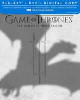 Game of Thrones: The Complete Third Season Blu-ray/DVD 7-Disc Set