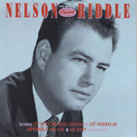 NELSON RIDDLE The Best Of The Capitol Years 1993 compilation CD album NEW/SEALED