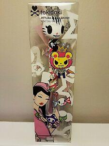 Tokidoki Piturra *LIMITED EDITION SIBERIA Blush Brush* for Sephora NEW in BOX!