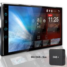 7 Android Autoradio mit GPS Navi Navigation DAB+ Bluetooth WiFi 3G Bildschirm 32