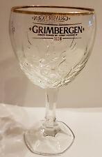 Grimbergen - BIERE - 1x VERRE A BIERE 25 cl - Nouveau Design