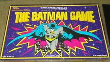 The Batman Board Game 50th Anniversary Edition University Games (1989)