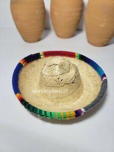 Souvenir Decorative Mexican Mini Sombrero Charro Hat Party Favors