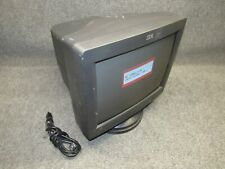 "IBM E74 6332-4HN 17"" 1024x768 CRT Monitor *Tested/Working*"