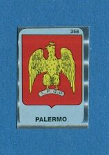 TUTTA ITALIA 1985 -FOL-BO- Figurina-Sticker n. 358 - PALERMO STEMMA -New