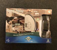 New PetSafe Pawz Away Indoor Pet Barrier And Collar ZND-1200 New In Box