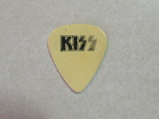 KISS~ACE FREHLEY VINTAGE 1979 STAGE USED DYNASTY TOUR SIGNATURE GUITAR PICK RARE