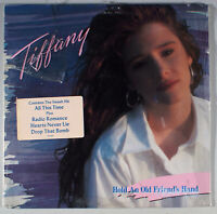 Tiffany - Hold an Old Friend's Hand (1988) [SEALED] Vinyl LP • All This Time