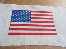 US Army Armbinde 48 Stars Flagge Brassard US Flag Navy USMC Vietnam WK2 WWII