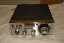 Vintage Pace CB144 23 Channel Crystal Mobile CB Radio, not tested