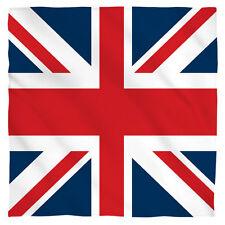Bandana - Union Jack United Kingdom of Great Britain British Flag (22x22 inch)