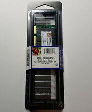 NEW / OPEN - Kingston 512MB DDR PC2100S 266mhz CL2.5 SODIMM Laptop Memory Module