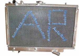 Aluminum Radiator for MAZDA FAMILIA GTX / 323 / PROTEGE LX 1.8L BP 1989-1994