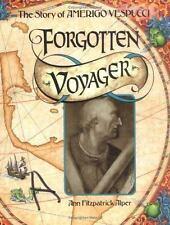 NEW - Forgotten Voyager: The Story of Amerigo Vespucci (Trailblazer Biographies)