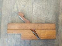 Antique Casey Kitchel & Co. Moulding Wood Plane Woodworking Hand Tools