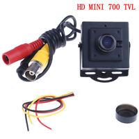 1Set mini HD 700TVL CCD 1/3 2.1mm lens CCTV home security surveillance camera JR