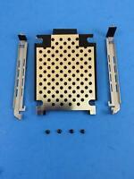 Lenovo Thinkpad SL500 2746 Genuine HDD Hard Drive Caddy Brackets Screws NT*