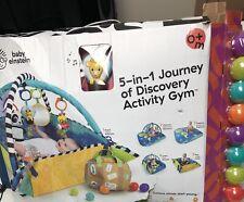 Baby Einstein 11287-2-W11 5 in 1 World of Discovery Activity Gym
