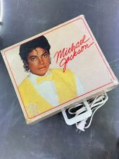 Michael Jackson 1984 Turntable: Does Not Function Properly, in Fair  (CGH012328)