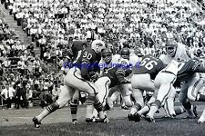 Buffalo Bills Wray Carlton VS Kansas City Chiefs 9-11-1966 8X10 Photo