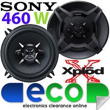 """Sony Toyota Celica 1989 - 1993 5.25"""" 13cm 460 vatios 2 Altavoces De Coche Manera Puerta Trasera"""