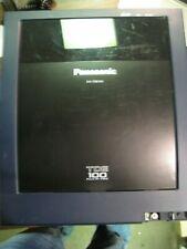 Panasonic KX-TDE100 IP PBX Cabinet W/ PSU S & IPCMPR Processor W/ SD Card REG