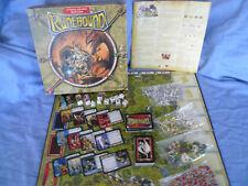 Runebound 1st Edition by Fantasy Flight Games. 2004