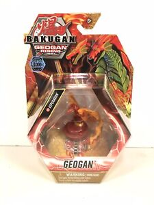 Bakugan GEOGAN RISING Viperagon NIB Limited Edition Ultra Rare 1/1000