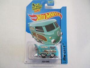 Hot Wheels 1/64 Kool Kombi HW City 73/250