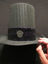 Disneyland Parks Haunted Mansion Groom Top Hat New With Tags