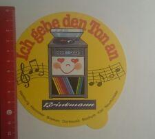 Autocollant/sticker: Brinkmann je donne le ton à (020117109)