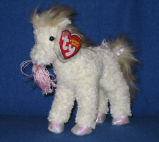 TY WHIFFLES the HORSE BEANIE BABY - MINT with MINT TAGS