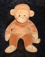 1995 ORIGINAL 1st Generation Tag TY BEANIE BABY BONGO Monkey Chimp Plush Doll