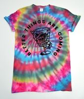 Better Tie Dye T Shirt UNISEX Festival Grunge Gift Hipster Summer Trippy Lit