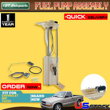 Fuel Pump Assembly for Chevrolet S10 GMC Sonoma Isuzu Hombre 97-2000 2.2L E3943M