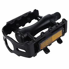 Yaxxo Mtb Pedals for Mountain Bikes, Black (2-pack)