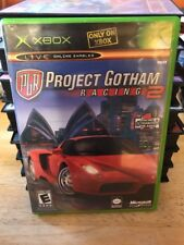Xbox : Project Gotham Racing 2 VideoGames