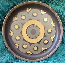 Vintage Retro Denby Arabesque Side Tea Plate 17cm Gill Pemberton 60s
